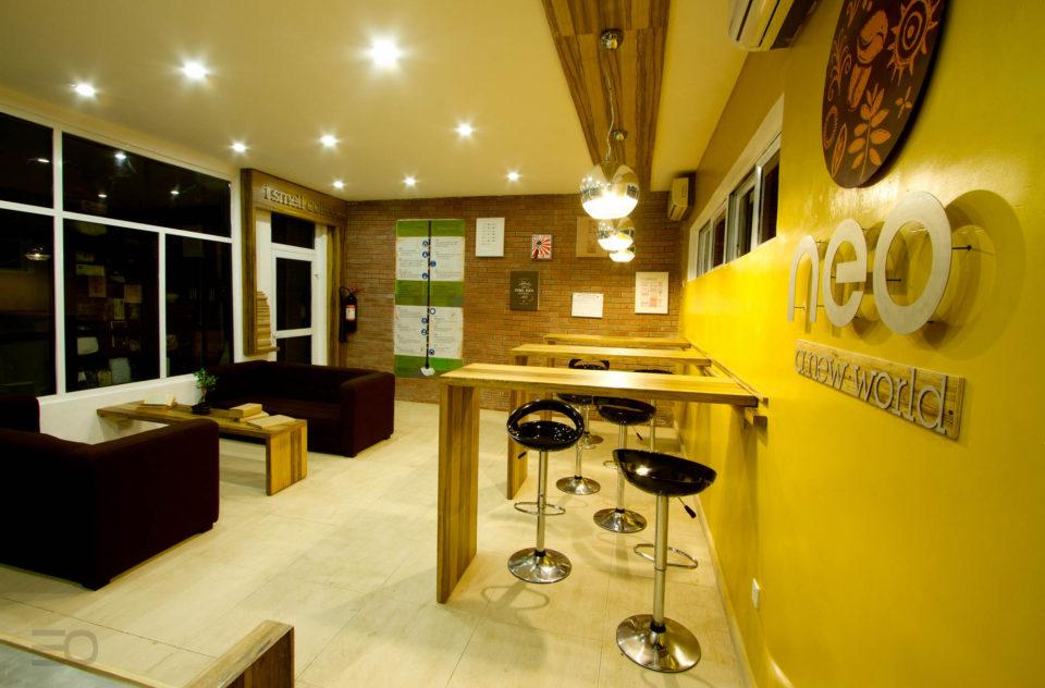 Neo Café, Lagos