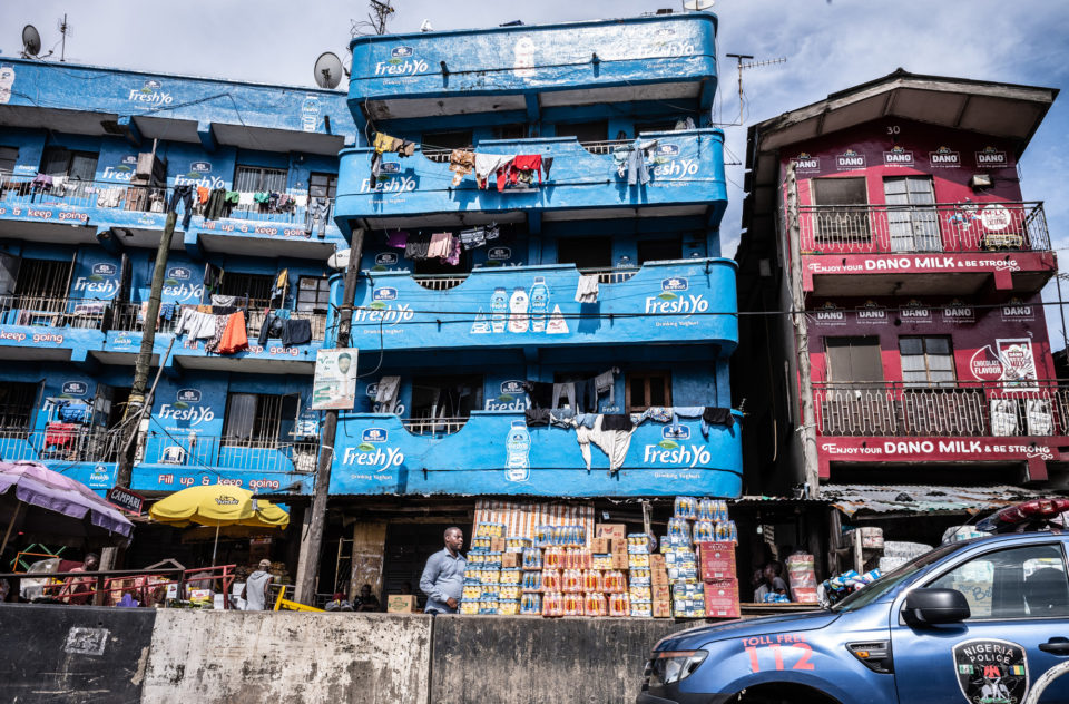 Urban Age — Developing Urban Futures: LAGOS